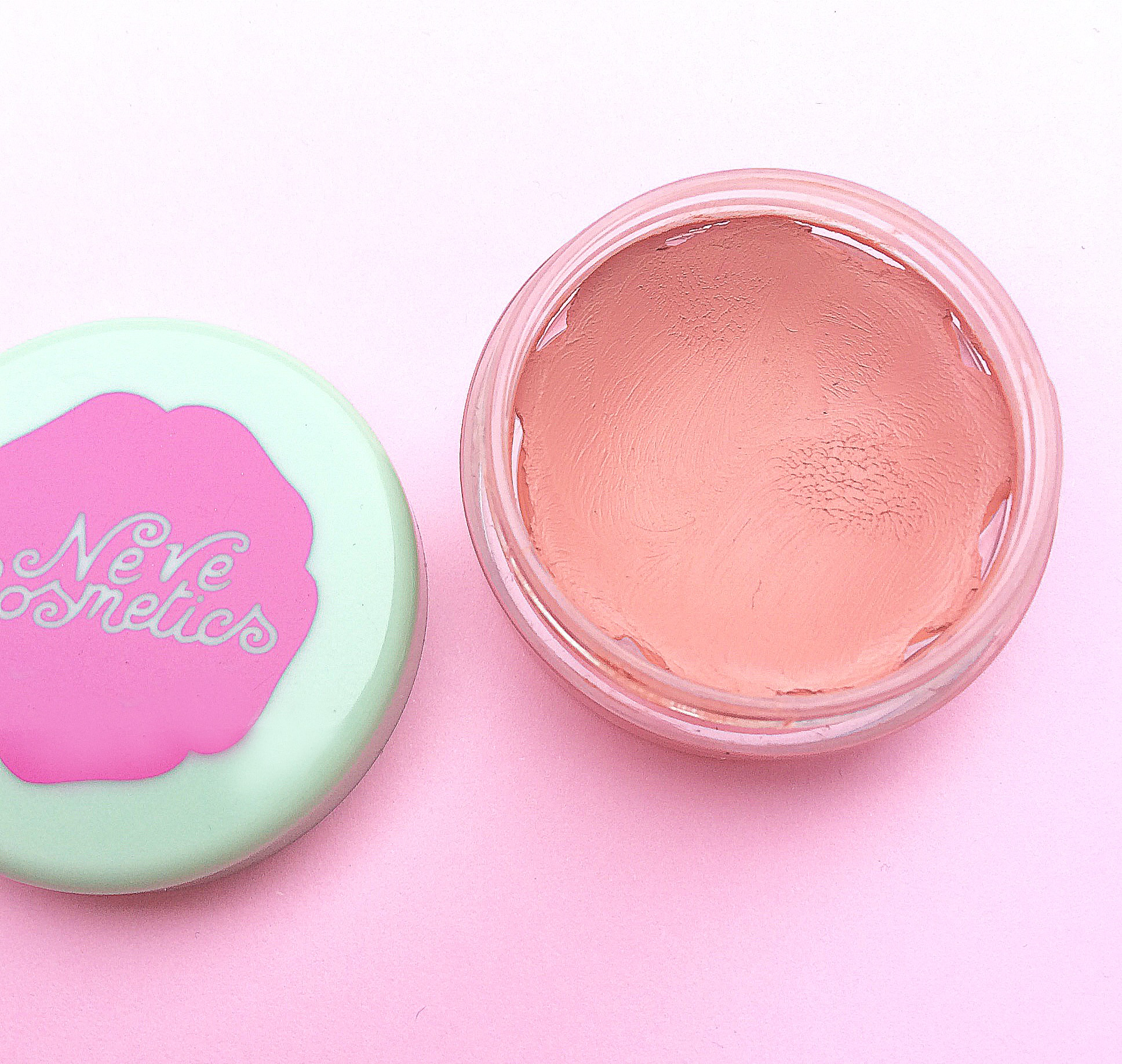 Blush Wednesday Garden Neve Cosmetics
