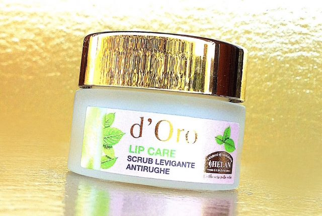 Helan lip care d'oro