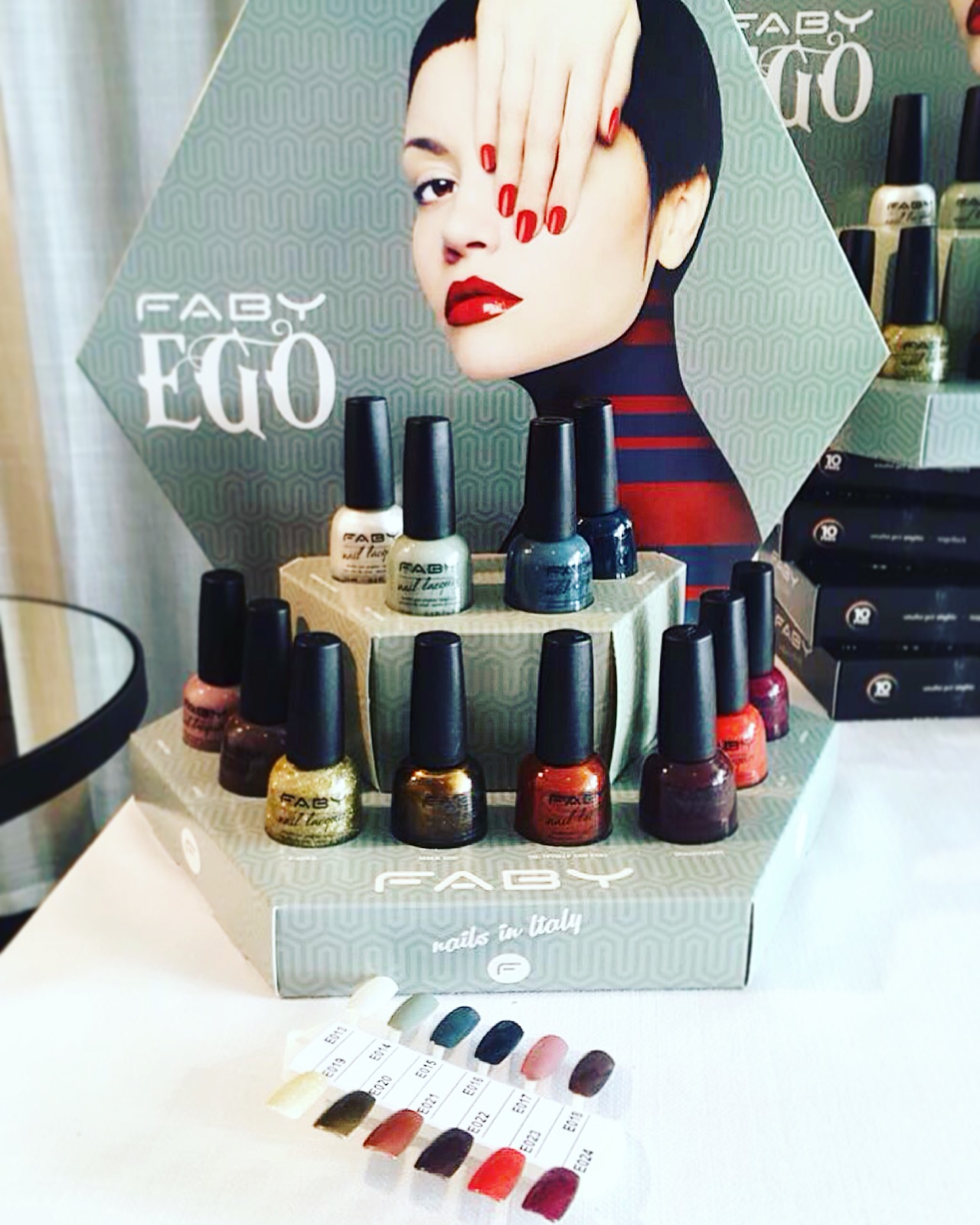 Faby Ego nails