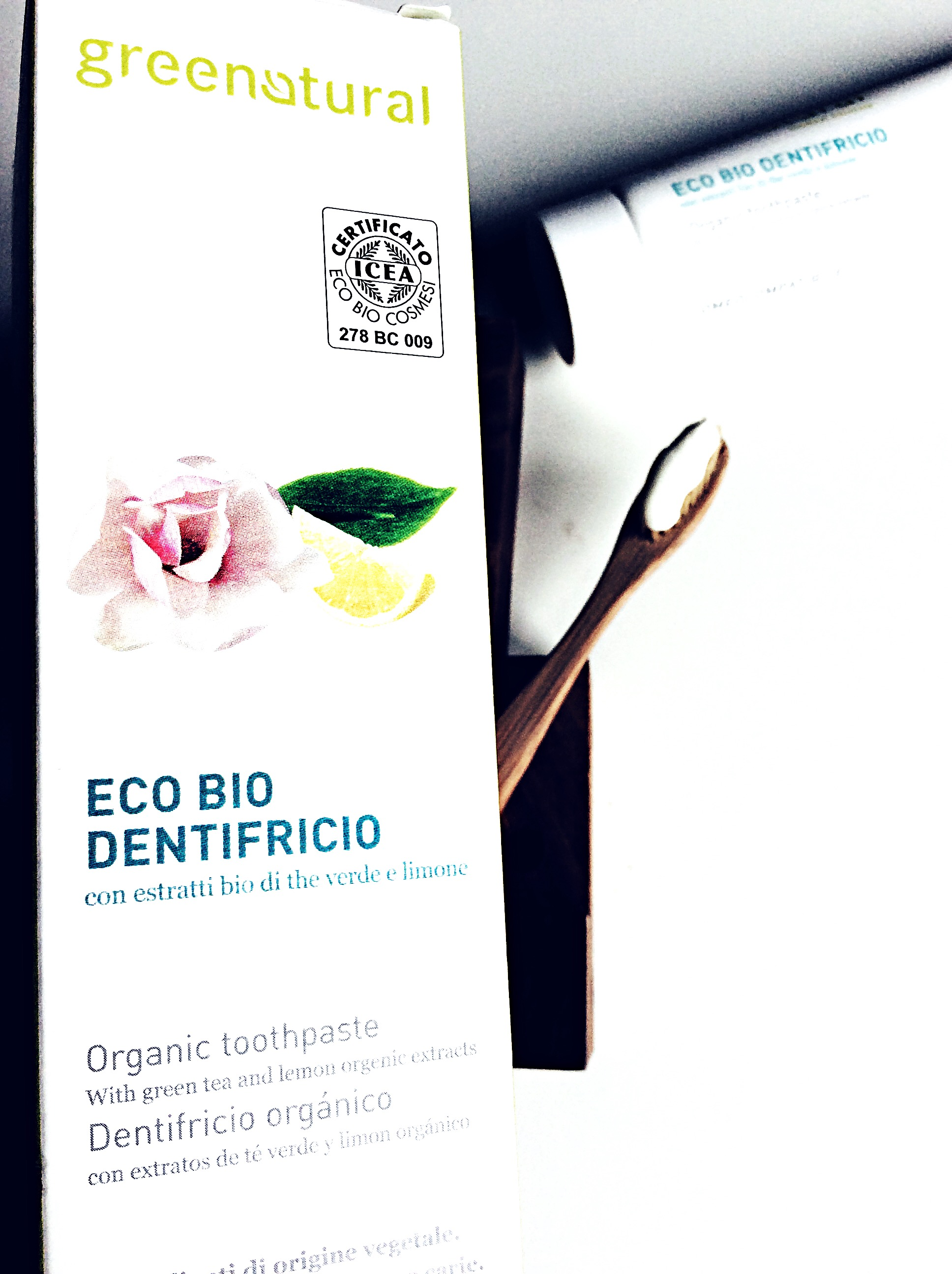 Dentifricio Greenatural