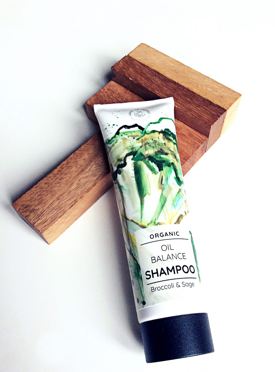 Hands on Veggies shampoo